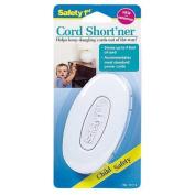 Safety 1st 10114 White Cord Shortner
