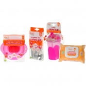 Vital Baby - Baby Girl Toddler Kit, BPA-Free