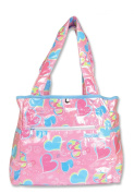 Trend Lab Groovy Love Tulip Tote Nappy Bag