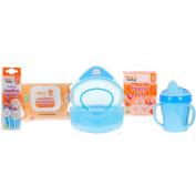 Vital Baby - Baby Boy Feeding Kit, BPA-Free