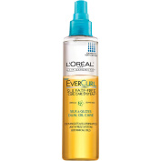 L'Oreal Paris EverCurl Silk & Gloss Dual Oil, 180ml