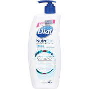 Dial NutriSkin Firming Lotion with Collagen & Vitamin E, 620ml