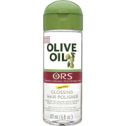 Organic Root Stimulator Olive Oil Glossing Polisher, 180ml