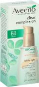 Aveeno Active Naturals Clear Complexion BB Cream, Fair to Light, 70ml