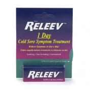 Releev Cold Sore Symptom Treatment I Day - 5ml
