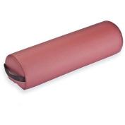 EarthLite Massage Tables 3/4 Jumbo Round Bolster, Vanilla Creme