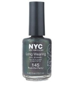 NYC New York Colour Long Wearing Nail Enamel, 145 Rock the Party!, 15ml