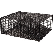 Frabill Crawfish Trap, Black, 30.5cm x 30.5cm x 12.7cm