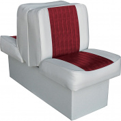 Wise Ski Boat 25.4cm Base Lounge-Grey-Red