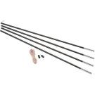 Coleman Fibreglass Tent Pole Replacement Kit