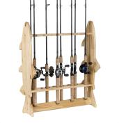 Organized Fishing FFR-016 Fish Floor Rack 16 Capacity