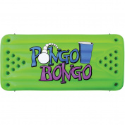 Kwik Tek Sportsstuff AHPB-1 Pongo Bongo Beer Pong Table - 2 Balls