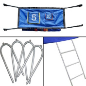 Skywalker Trampolines Accessory and Game Kit