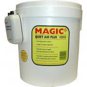 Magic Bait Quiet Air Plus Bucket, 9.5l