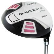 Tour Edge Golf HT Max-J Jr 4x1 Golf Club Set, Pink