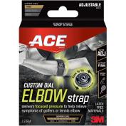 Ace Adjustable Custom Dial Elbow Strap