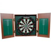 Franklin Sports 3562 Bristle Dartboard W Cabinet