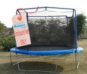 Upper Bounce Trampoline Enclosure Safety Net