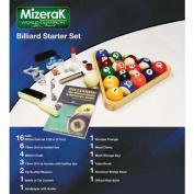 Mizerak Billiard Starter Set