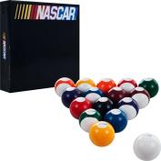 Trademark Games Billiard Ball Sets NASCAR Billiard Balls (Set of 16 Balls) NASCAR6800