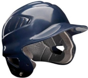 Rawlings Coolflo Batting Helmet, Navy