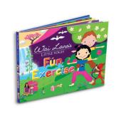 Wai Lana Little Yogis Fun Exercise Book