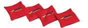 Triumph Sports Replacement Bean Bags - Red