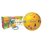 Wai Lana Little Yogis Stretch and Play Eco Ball