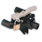 Jabsco 45490-1000 Y-Valve for Waste Management Systems