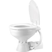 Jabsco Household Size Electric Marine Toilet Push Button Operation