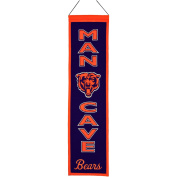 Winning Streak Chicago Bears Man Cave Banner