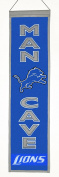 Winning Streak Detroit Lions Man Cave Banner