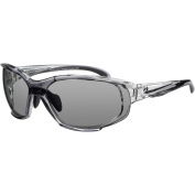 Ryders Eyewear Hijack Photochromatic Xtal Frame Sunglasses, Grey Lens