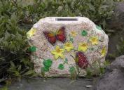 Unique Arts Stonoptics Solar Butterfly Light - Small Version