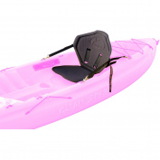 Surf to Summit Outfitter Tall Back Kayak Seat, Black