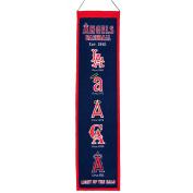 Winning Streak Sports 46021 Los Angeles Angels Heritage Banner