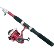 The Premium Connexion TrailWorthy Fishing Rod and Reel