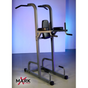 XMark Commercial VKR Vertical Knee Raise with Dip and Pull-up Station Power Tower