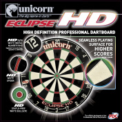 Unicorn Eclipse HD Bristle Dartboard