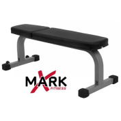 X-Mark Commercial Flat Weight Bench