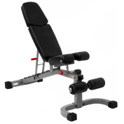 X-Mark Commercial FID Flat Incline Decline Weight Bench