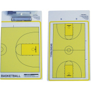 BSN Sports Double-Sided Basketball Coach's Board