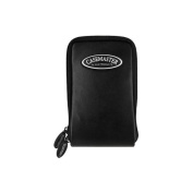 GLD Casemaster 36-0909-01 Mini Pro Black Leather Dart Case