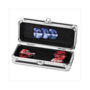 GLD Casemaster 36-0403-01 Sole Aluminum Dart Case