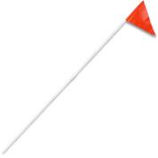 Fibreglass Corner Flags (SET)