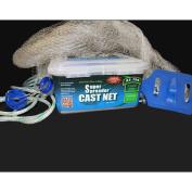 FITEC RS750 Super Spreader 4' x 1cm Cast Net
