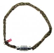 Ventura Combo Lock Chain, Smoke
