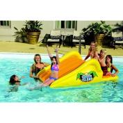 Rave Sport Water Floats Slick Slider Island, Yellow