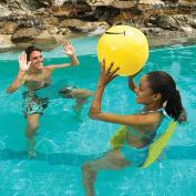 Spongex Aqua Saddle Pool Float, Lime Green