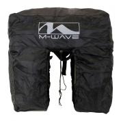 M-Wave Universal Pannier Rain Cover - Black